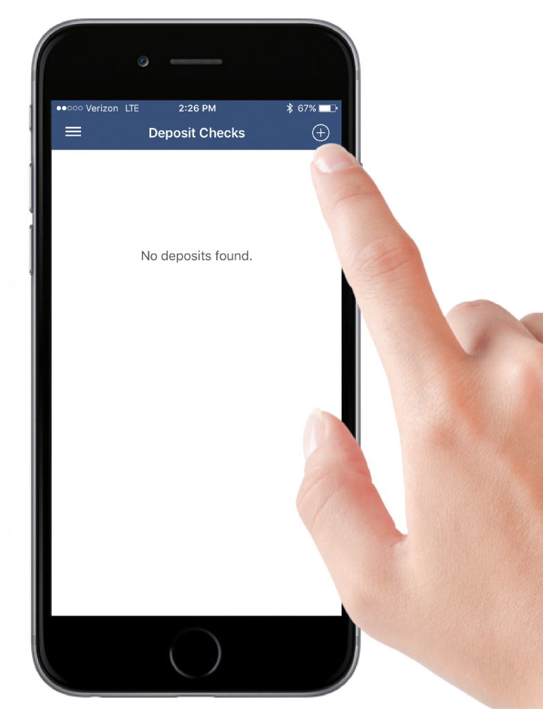 Add Checks Mobile App