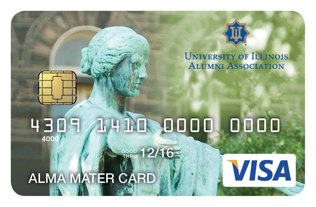 UIAA Alma Mater Credit Card
