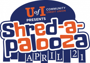 Shred-A-Palooza April 21