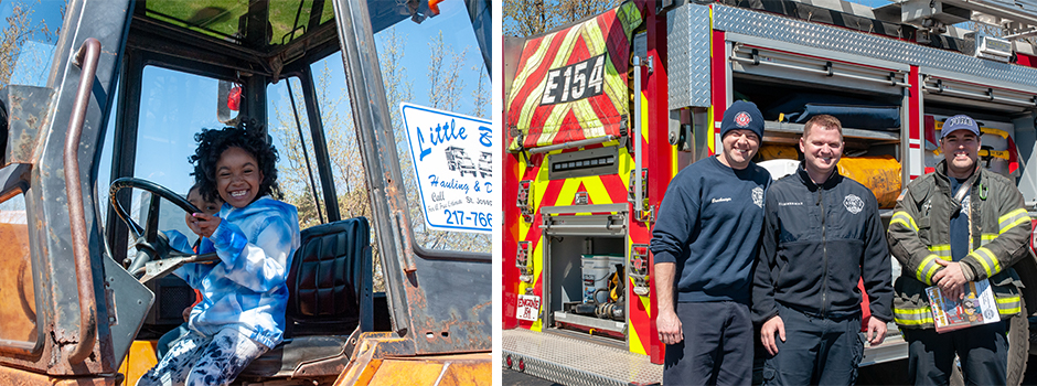 Shred-a-Palooza - Touch a truck