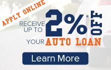 Vehicle Loan Promo Grpahic