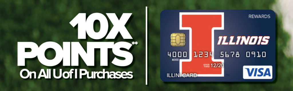Current Cardholder Offer Graphic - 10x Points on Purchases**