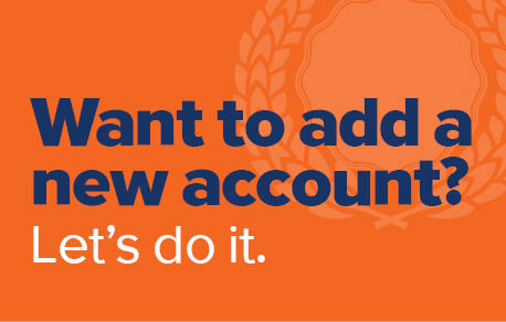 Open an University of Illinois Community Credit Union account.