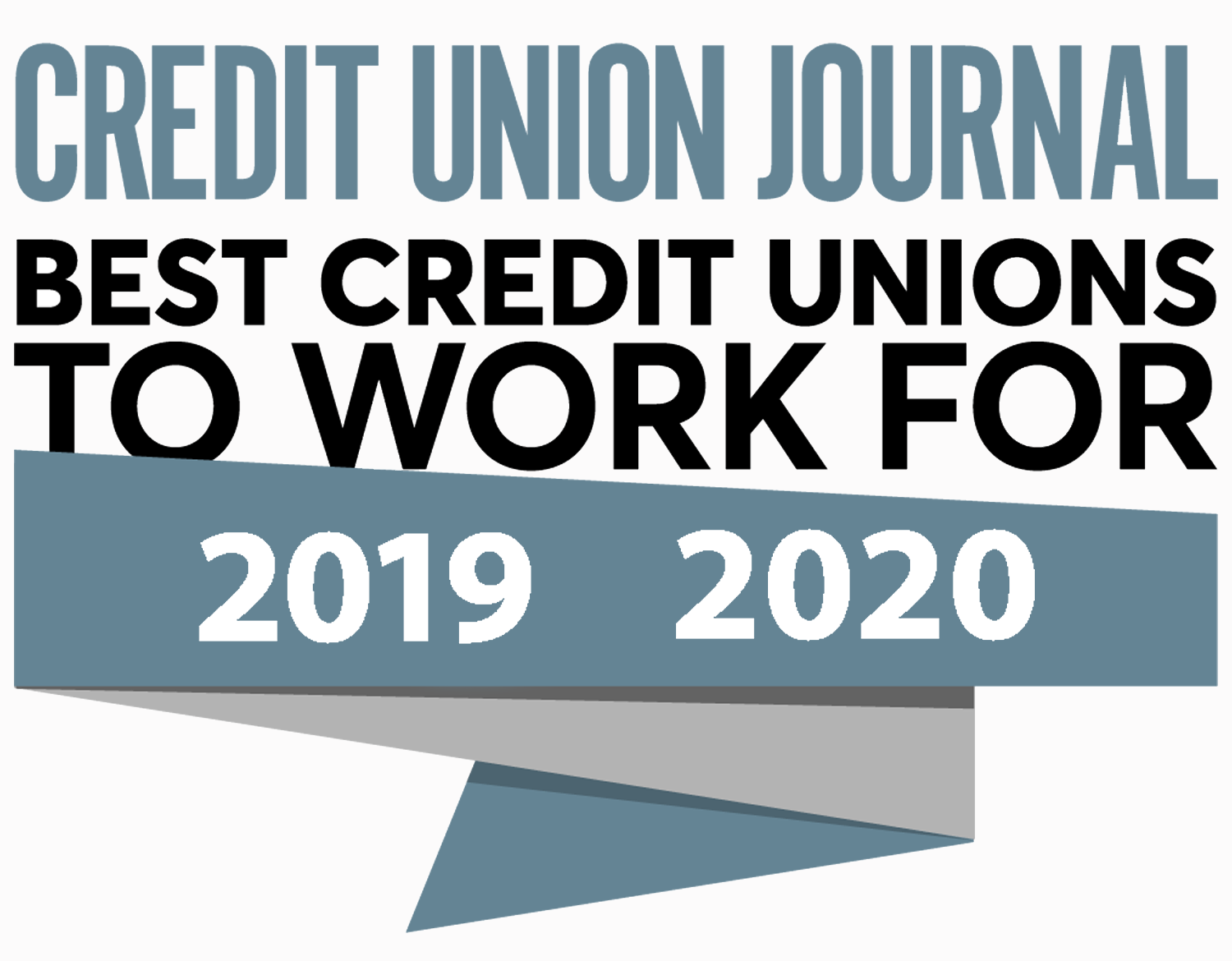 Credit Union Journal - Best Credit Unions to Work for - 2019 & 2020 Winner